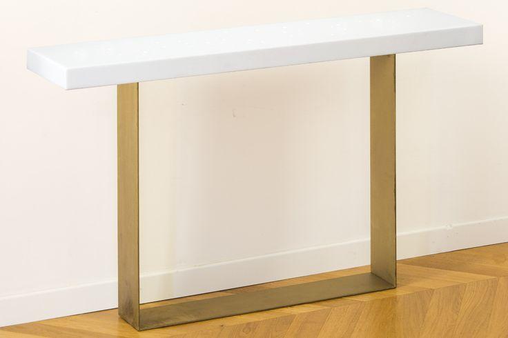 Antoine de mestier consoles mobilier d 39 art pi ces for Mobilier bureau yves ollivier