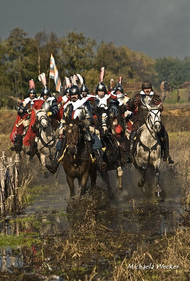 MICHAELA WECKER Photography - Fotoalbum - Vojenská historie - Třicetiletá válka - Slag om Grolle 2010