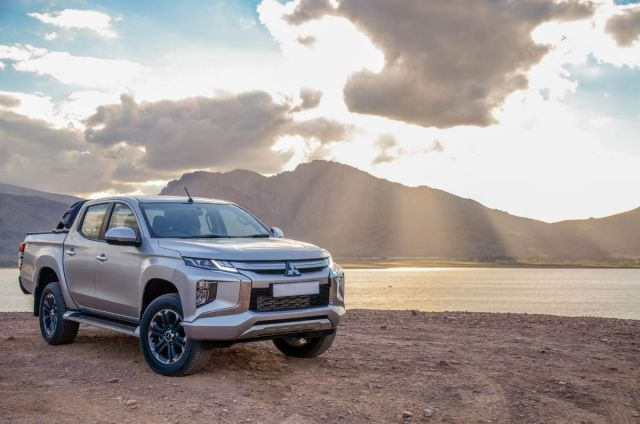 2020 Mitsubishi Triton Will Arrive At The End Of This Year Mitsubishi Triton Japan Cars