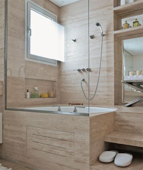 25+ melhores ideias sobre Banheira De Hidromassagem no Pinterest  Banheira d -> Um Banheiro Com Banheira