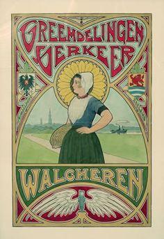 vintage reclameposter - Google zoeken