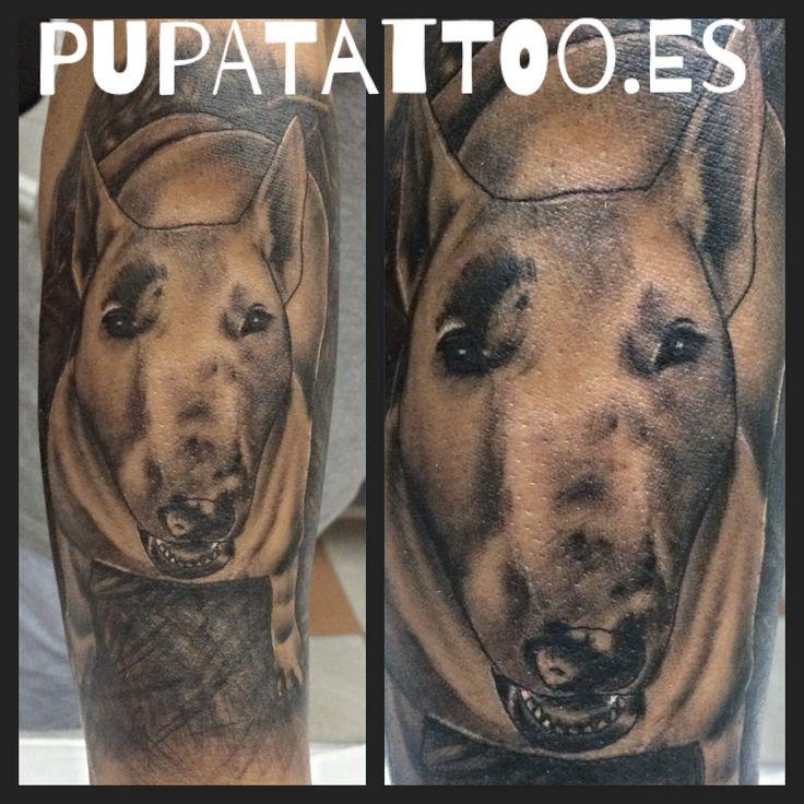 https://flic.kr/p/LgpeTY | Tatuaje realista perro Pupa Tattoo Granada | by Marzia Instagram : instagram.com/pupa_tattoo/ Web: www.pupatattoo.es/ Citas: 958221280 #tattoo #tattoos #tatuaje #tatuajes #tattoogranada #ink #inked #inkaddict #timetattoo #tattooart #tattooartists