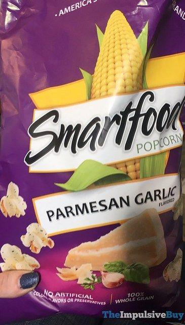 Smartfood Parmesan Garlic Popcorn
