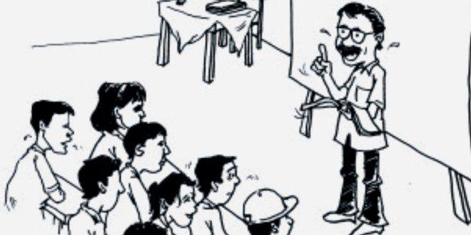 Bagaimana susahnya posisi guru di masa sekarang, jika siswa nakal guru disalahkan tetapi guru memberi hukuman sedikit pada siswa dengan tujuan mendidik sudah diancam macam-macam. Bagaimana bisa baik…
