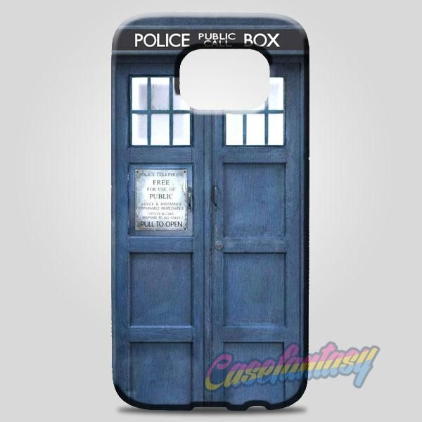 Tardis Doctor Who Smoke Quotes Samsung Galaxy Note 8 Case | casefantasy