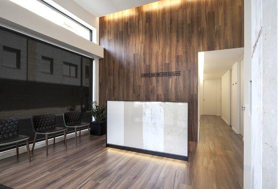 'Clinica Del Pie' Chiropody Clinic By EstudiHac (ES) | 2015 interior design ideas