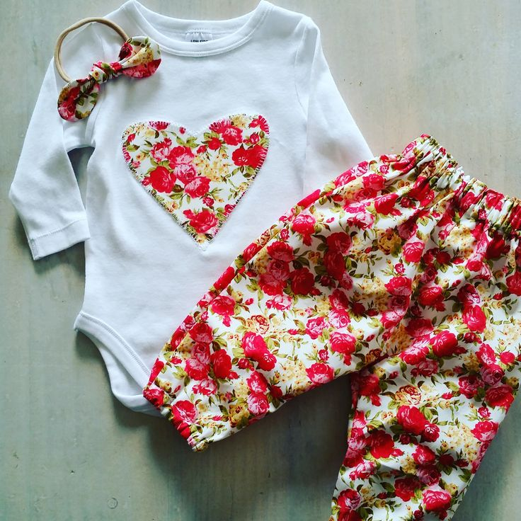 Sweetpeas and Moses Attire | Floral Harem Set