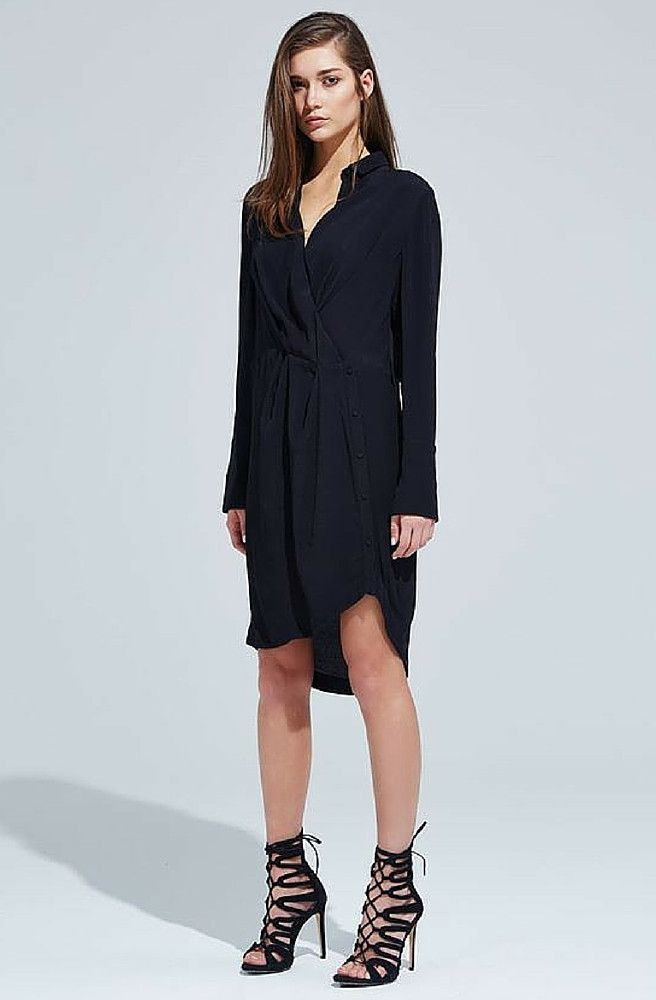 Bless'ed Are The Meek - Journeys Shirtdress