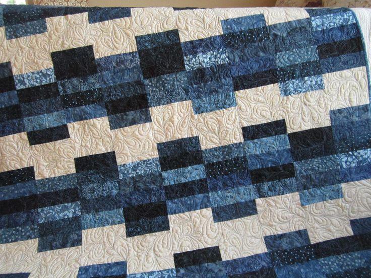 429 best Quilts ~ Batiks images on Pinterest   Quilt patterns ... : white batik quilt fabric - Adamdwight.com
