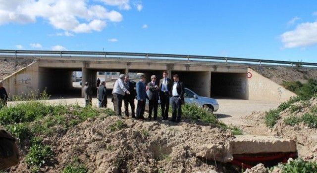 Las obras para evitar inundaciones en la rambla de Viznaga de Lorca se adjudicarán este mes