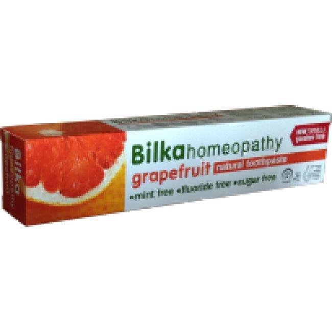 Bilka Homeopátiás Fluoridmentes Fogkrém Grapefruit