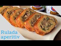 Rulada aperitiv - Retete culinare by Teo's Kitchen