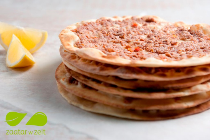 Lahmeh bi Ajjine:  a classic minced meat cooked with spices and tomatoes, the traditional Lebanese way.
