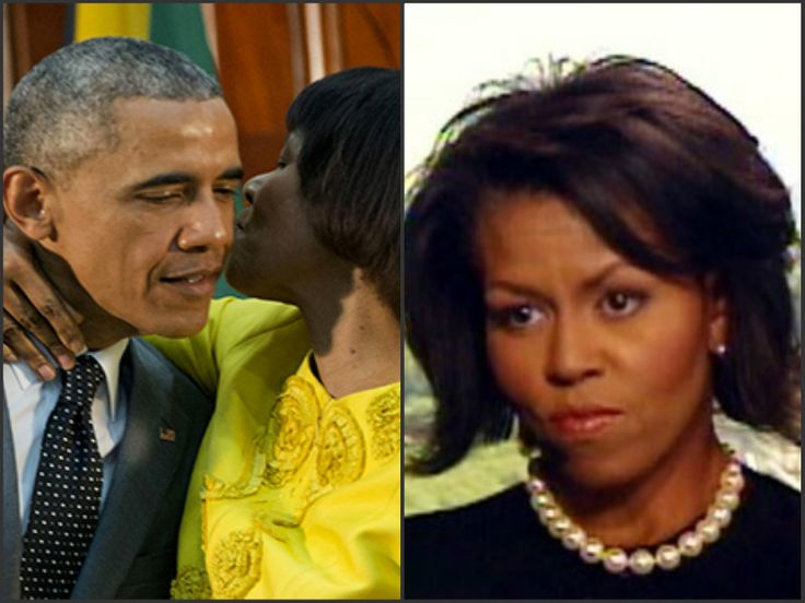 """Jamaican Hub – KINGSTON, Jamaica (AP) — President Barack Obama's supporters often shout at him, """"I love you!"""" But Jamaican Prime Minister Portia Simpson Miller didn't have to raise her voice Thursday. She had prime seating beside Obama from which to declare her and her country's love for him after they met privately... #jamaica #nuttinbutloveforobamainjamaicamustwatchvideo #obamainjamaica"""