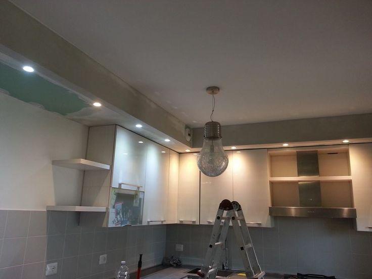 Oltre 25 fantastiche idee su arredo interni cucina su pinterest houzz deposito per gli - Faretti in cucina ...