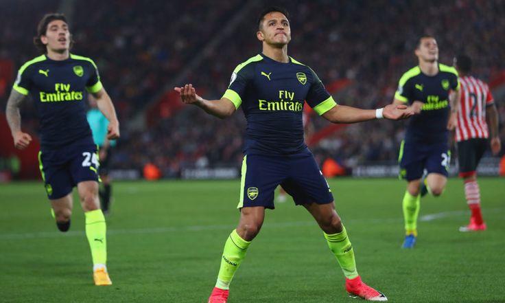Menang Atas Southampton 0-2, Arsenal Geser Manchester United