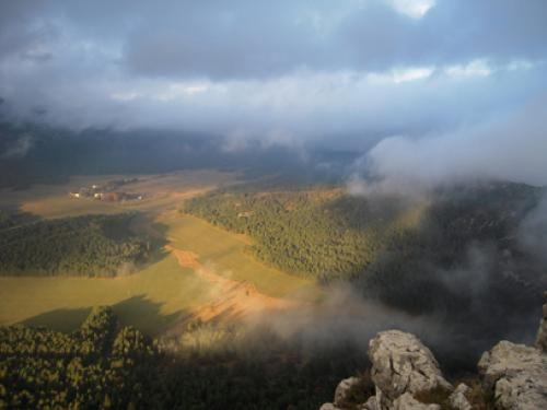 Thorenc: La réserve biologique des Monts d'Azur, domaine Haut-Thorenc - France-Voyage.com