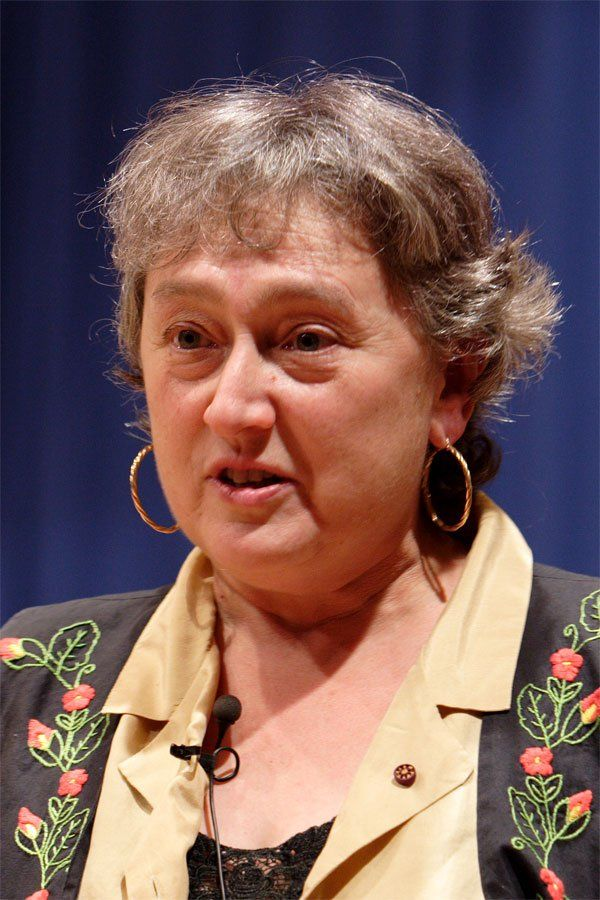 """Lynn Margulis, evolutionary theorist (1938 - 2011) 