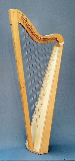 """an analysis of the instrument the harp The queen mary harp a """"forensic"""" study of the musical instrument karen loomis university of edinburgh my research area is organology, the study of musical."""