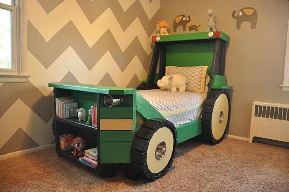 tractor bed plans pdf format twin size