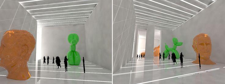 Guggenheim Helsinki Museum ( (Irgen Salianji, Karolina Szostkiewicz, Alberto Salvador Martin)