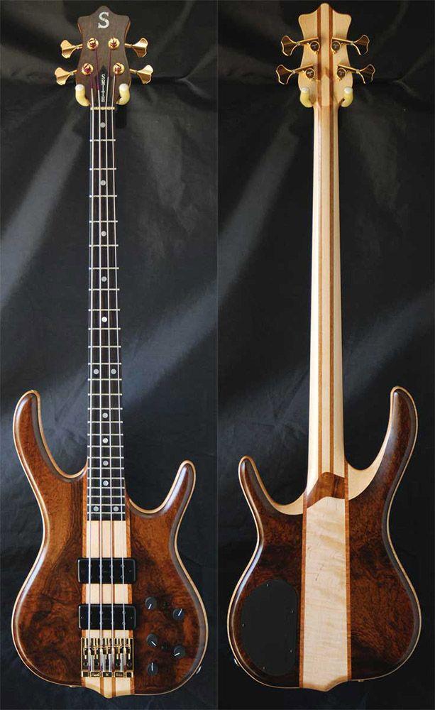 KEN SMITH Bass | Bass Guitars for Sale | BassCentral.com