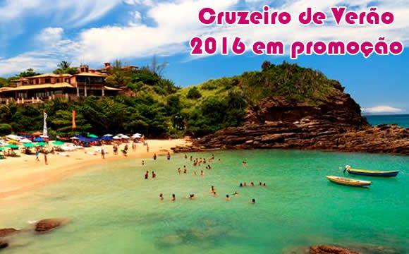 Cruzeiro de verão em 2016 - Pacotes em promoção PU #cruzeiros #pacotes #promoção #verão #2016