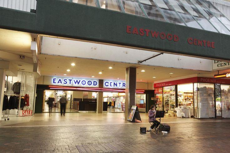 Eastwood Centre shopping precinct, Eastwood NSW #Eastwood #Shops #EastwoodVillage #RydeLocal #CityofRyde