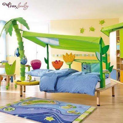 kids bedroom: Awesome Kids, Boys Decoration Kids Bedrooms, Kid Beds, Kids Stuff, Bedrooms Idea, Cool Kids Beds, Babykid Rooms, Kidbabi Rooms, Kids Rooms
