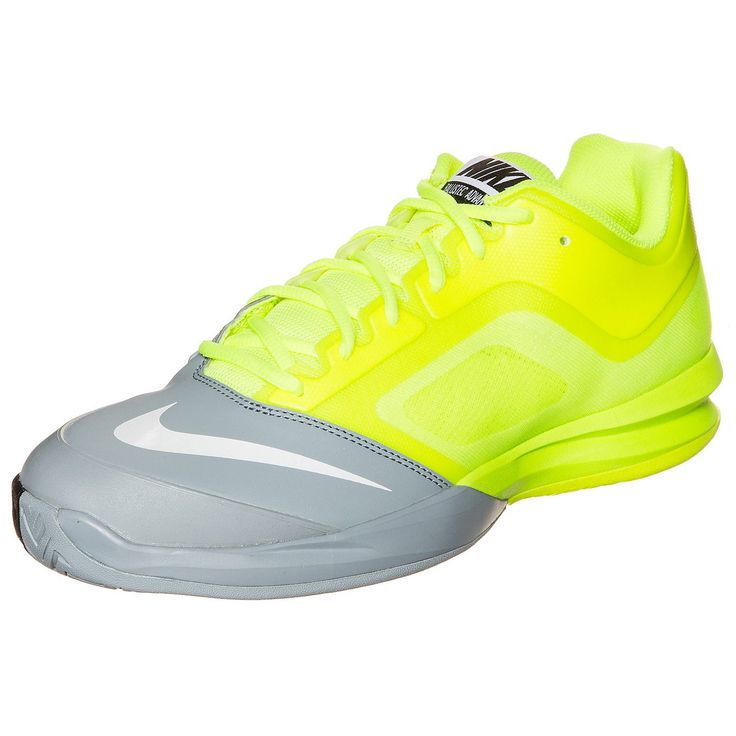 Dual Fusion Ballistec Advantage Tennisschuh Herren    Der Nike Dual Fusion Ballistec Advantage präsentiert sich in knalligen Farben und bietet enorme Strapazierfähigkeit, damit du auf dem Platz das absolute Maximum aus dir herausholen kannst.    Details:  Kunstleder und Mesh-Obermaterial für federleichte Atmungsaktivität und Halt / Nahtlos-Technologie für verbesserten Halt und verringerte Hauti...