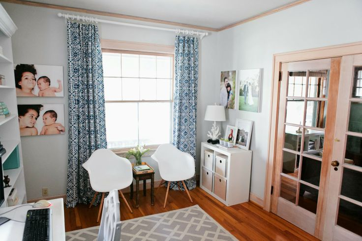A Home Full Of Color features: Rachel's live/work haven