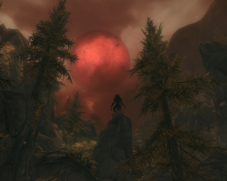 Skyrim - werewolf | I loved this quest! It was amazing! No, I didn't kill him, but I became his friend! And I wanted to marry him, but also, I'm already married..and I couldn't marry him period...*sigh*