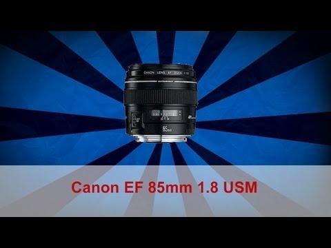 Vorstellung der Canon EF 85mm 1.8 USM Festbrennweite