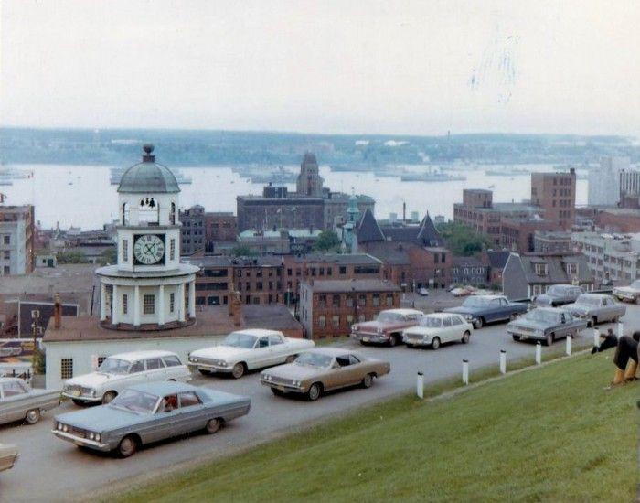 Halifax, Nova Scotia, 1967 - http://blog.hemmings.com/index.php/2013/12/05/halifax-nova-scotia-1967/