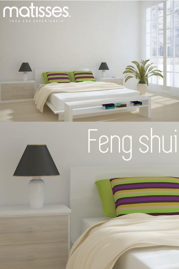 #FengShui: cada color representa la energía de los 5 elementos (Fuego, Tierra, Metal, Agua y Madera); para habitaciones ordenadas y con una energía equilibrada se recomienda usar el blanco.