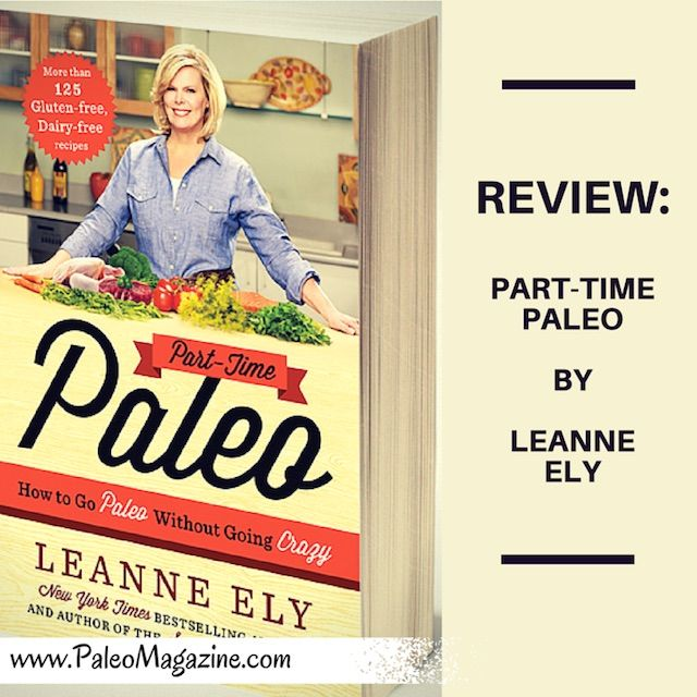 My book, Part-Time Paleo, was just reviewed by Paleo Living Magazine. Check it out here! #SavingDinner #Paleomagazine #JeremyHendon #Part-TimePaleo #PaleoLiving #PaleoBook