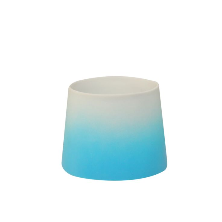 BLUE OMBRE Tealight