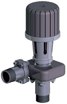 Pequeña turbina hidráulica con generador eléctrico incorporado. Intercalada en una tubería con flujo de agua, permite la generación de energía eléctrica.