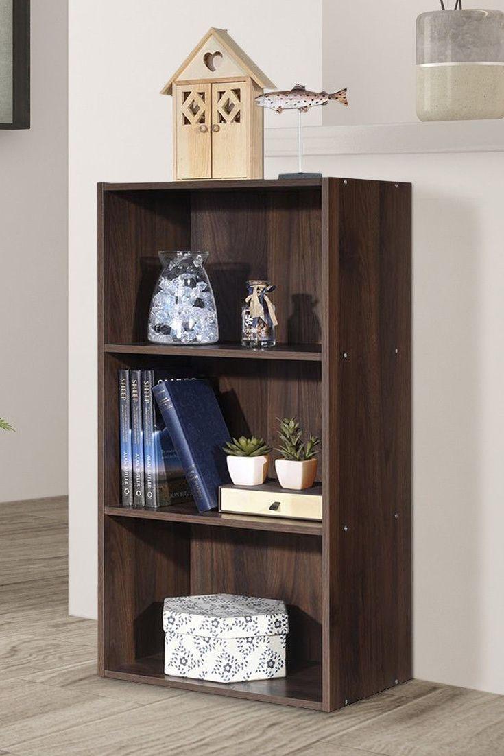 Stylish Modern Small White Shelf