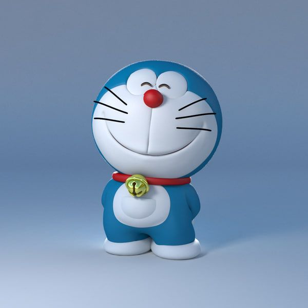 3dsmax Doraemon Doraemon Cartoon Doraemon Wallpapers Doremon Cartoon Doraemon wallpaper images 3d