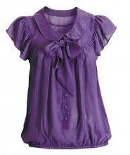 Blouse merupakan jenis pakaian atas bermodel longgar yang biasa dikenakan oleh wanita.