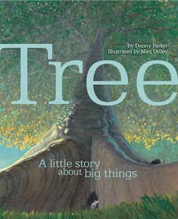 Tree is a children's picture book written by Danny Parker. It is a descriptive text that shows us Tree's life from young seedling to mature tree.