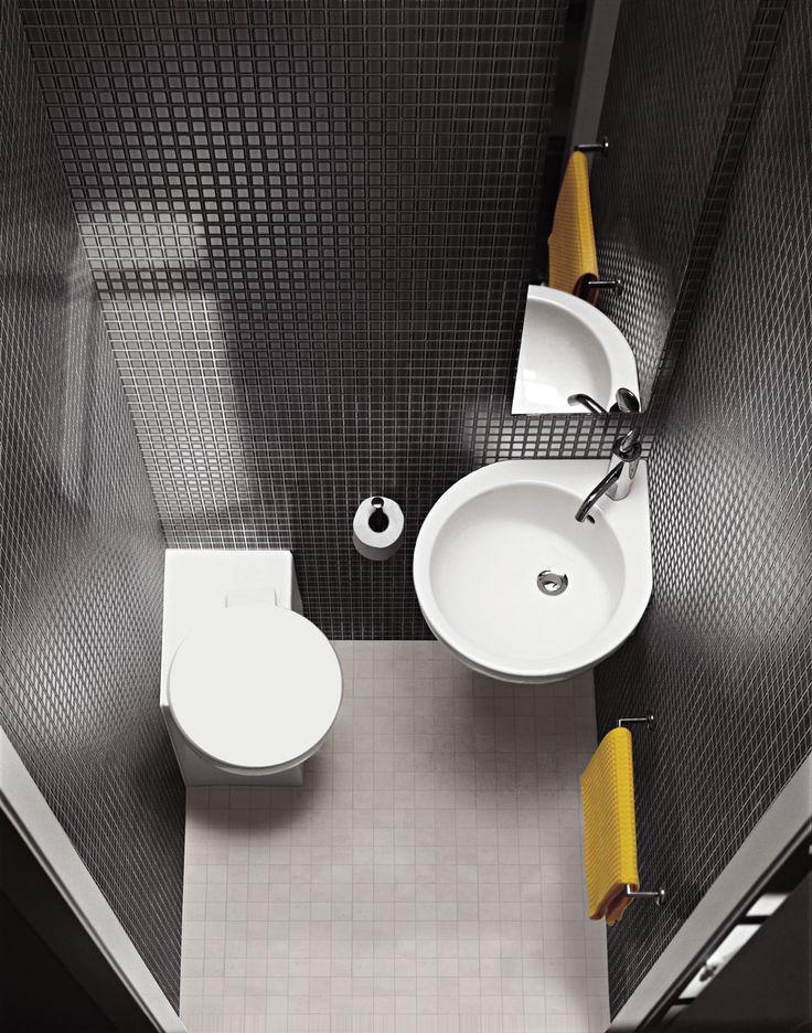 29 best piccoli spazi images on pinterest | architecture, small ... - Bagni Moderni Per Piccoli Spazi