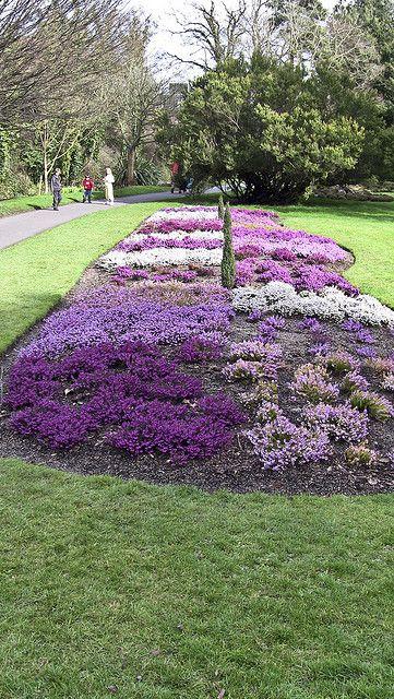 M s de 1000 im genes sobre bellos jardines en pinterest for Jardines bellos fotos