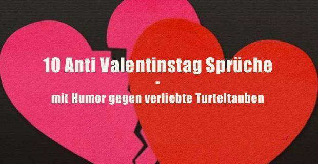 Anti Valentinstag Spruche Witzig Valentinstag2019 Pinterest