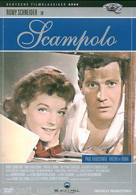 SCAMPOLO 1958 DVD Romy Schneider Paul Hubschmid Warner-Erstausgabe OVP!