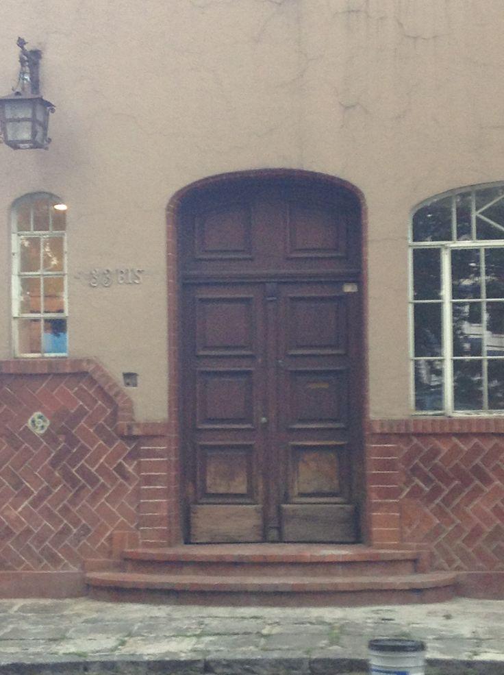 Puerta #33 BIS Col. Santa Catarina Coyoacán