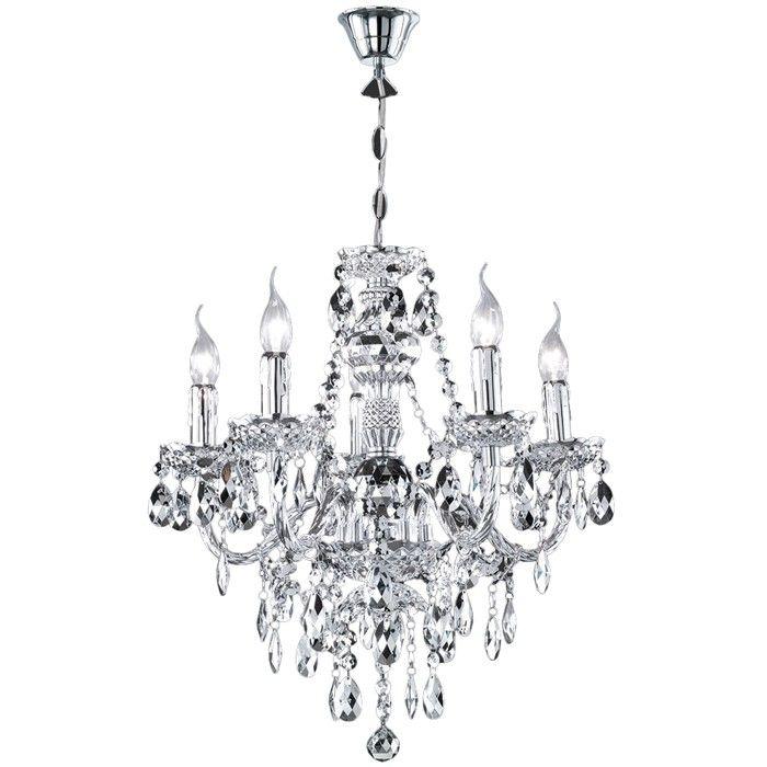 Image gallery lampara chandelier - Lamparas arana modernas ...