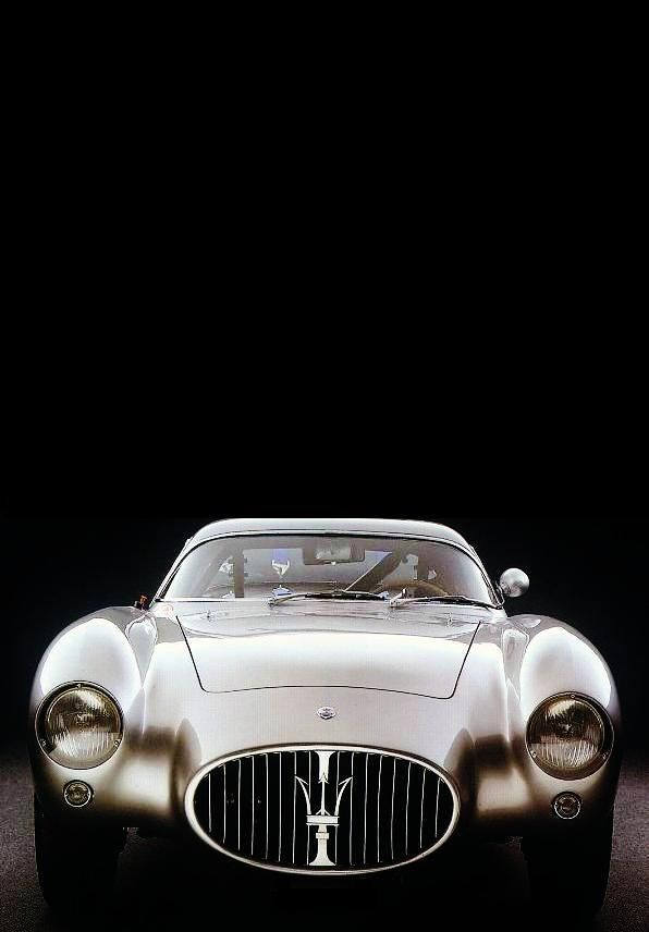 the beautiful  ag6 Maserati pininfarina one of my favorites.