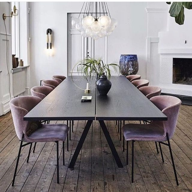 Dining Chairs Table Rooms Residential Interior Design Board Interiors Instagram Nooks Israel